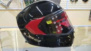 Helmet LS2 FF324 metro black Size L