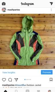 Mountflux Outdoor Jacket