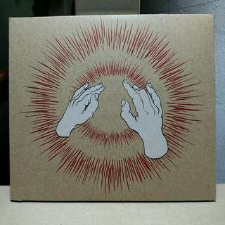 GODSPEED YOU! BLACK EMPEROR - Lift Your Skinny Fists Like Antennas to Heaven Double CD