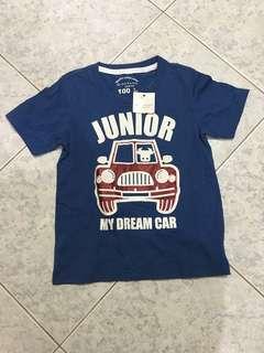 Giordano Shirt 4t