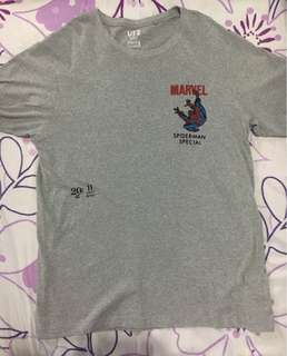 UNIQLO MARVEL SHIRT