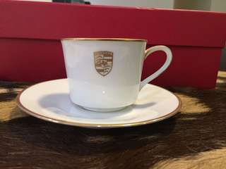 Noritake Porsche Series Set of 2 Cups