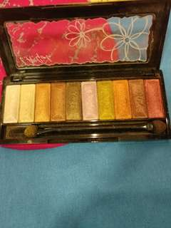 L.A Girl Shimmer Eyeshadow Exhilarate