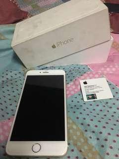 IPhone 6 Plus 64gb gold fullset