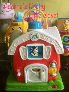 Leap frog sing & play farm