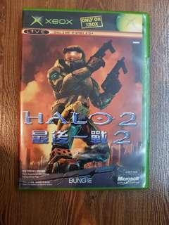 Xbox 360 Halo2