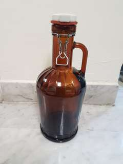 Craft Beer Bottle (air tight)