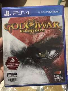 PS4. The Last of Us. God of War 3. Never been opened.