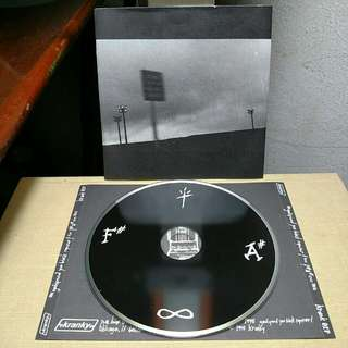GODSPEED YOU! BLACK EMPEROR - F#A#∞ CD