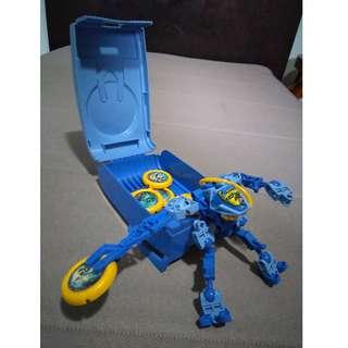 LEGO TECHNIC SLIZER BLUE