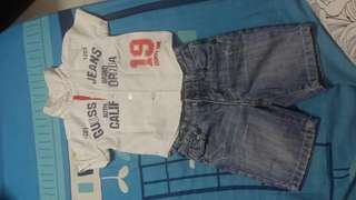 Guess Jeans - Baby Boy's Bundle