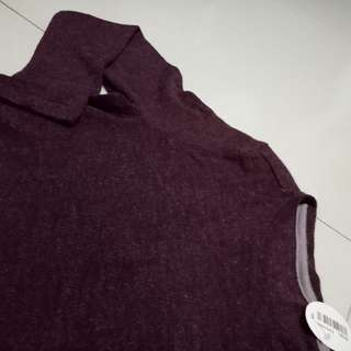 Maroon long sleeve