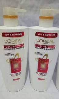 L'oreal Shampo Repairing5
