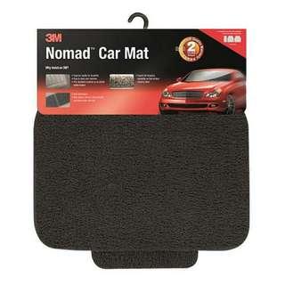 3M customized car mats