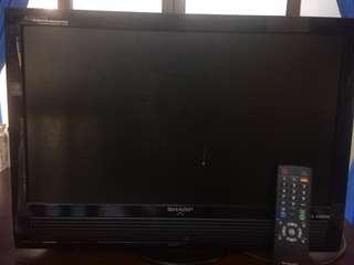 TV sharp LC19LE150M 19 inch second