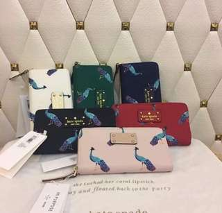 Authentic quality kate spade wallet