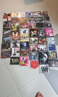 Original CDs
