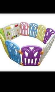 coby hous baby fence