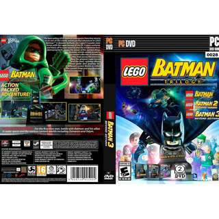 (PC) LEGO Batman Trilogy