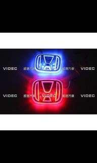 🚚 LED 變色 車標