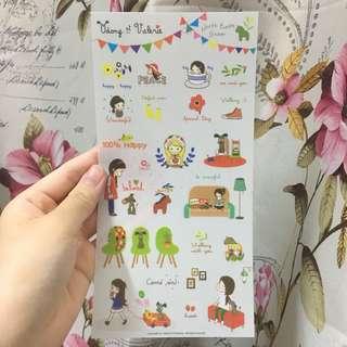 Cute Korean Sticker