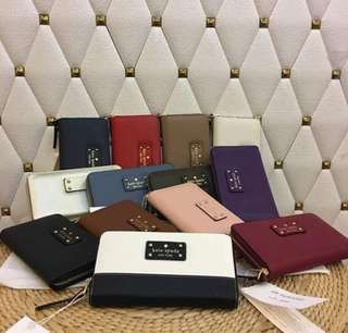 Authentic wallet kate spade