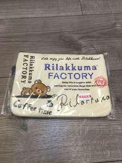 🆕 拉拉熊 Rilakkuma - 手拿包/收納包/化妝包