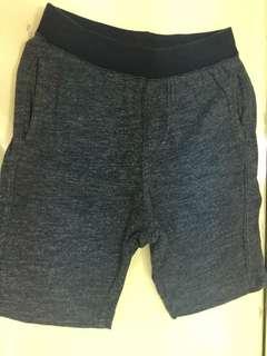 Uniqlo drawstring shorts