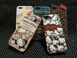 Iphone 5/5s Hello Kitty Cases