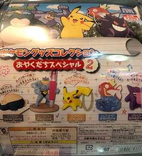 Pokémon Gachapon Stationary (Takara Tomy) Vol.2