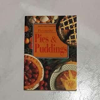 Pies & Puddings (Periplus Mini Cookbooks series)