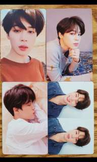 Wtb Lf wishlist bts jimin tear pc