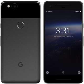 Google Pixel 2XL 64GB Black