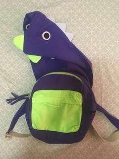 Kid's Bag with hoodie