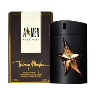THIERRY MUGLER A MEN PURE MALT EDT FOR MEN