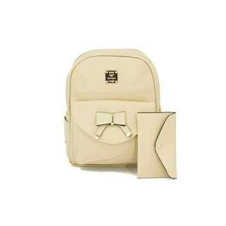 2 in 1 Korean Bag and Wallet