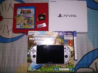 Ps Vita 2k limited edition