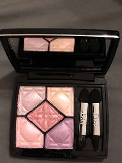 Authentic Dior 5 Couleurs Eyeshadow Palette in Sweeten