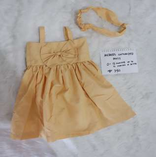 Avakids dress