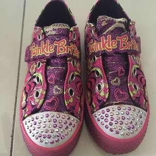 LELONG RAYA! Skechers Twinkle Toes