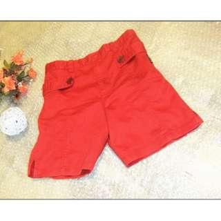 夏天 短褲 7分褲 女生 女童 小孩 兒童 尺寸:130  約大班至小二