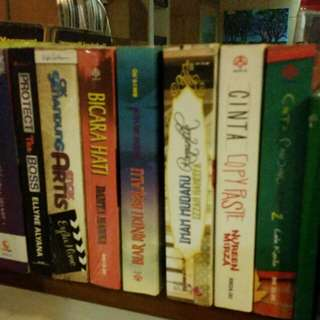 Malay Novel *clearance sale*