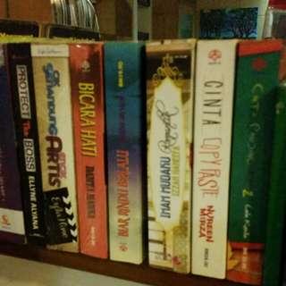 Malay Novel *clearance sale*