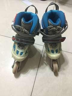 Kids roller skaters Swiss Brand