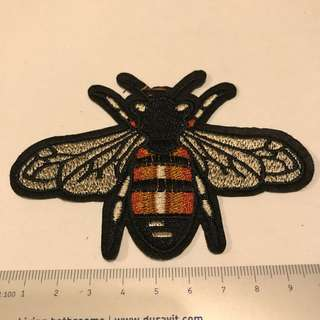 Iron On Patch - bee