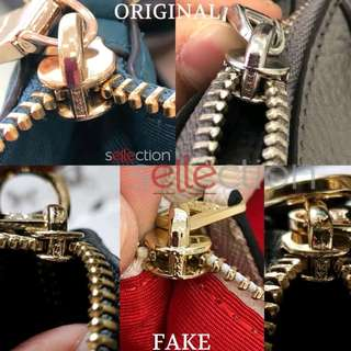 Coach Original Vs Fake