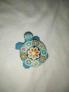 Fridge Magnet Turtle