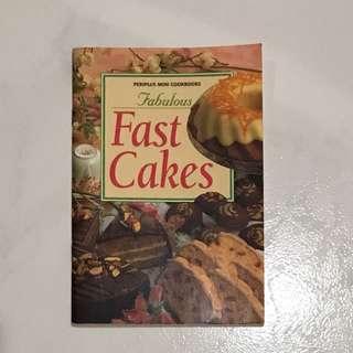 Fast Cakes (Periplus Mini Cookbooks series)