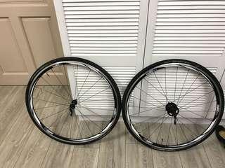 Controltech 11s wheel