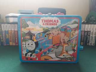 Thomas and Friends Steel lunch box